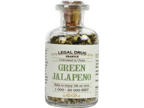 Koření chilli Green Jalapeňo granule 25g