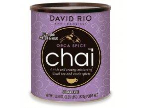Orca Spice bez cukru 1520 g David Rio