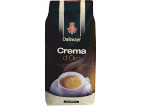 Káva Dallmayr Crema ď Oro 1kg zrno