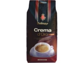 Káva Dallmayr Crema ď Oro Intensa 1kg zrno