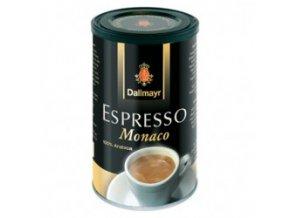 Káva Dallmayr Espresso Monaco - mletá 250g dóza