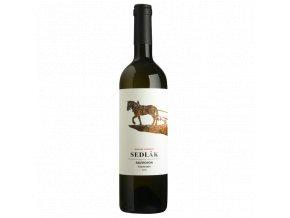 Rodinné vinařství Sedlák Sauvignon pozdní sběr 2016 0,75l