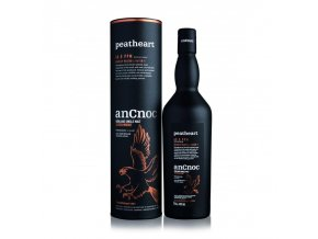 Whisky AnCnoc Pea Theart 46% 0,7 l