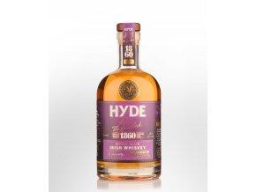 Hyde Whiskey Burgundy NO5 6YO - Single Grain - mini 46% 0,05l