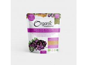 Organic Traditions BIO Maca For Women - Maca prášek pro ženy 150g
