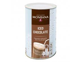 ledova cokolada monbana frappe 500g