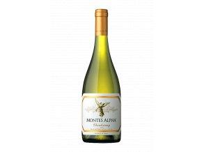 Montes Alpha Chardonnay suché 0,75l
