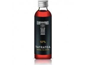 Tatranský čaj Original 52% Tatratea 0,05l MINI Karloff