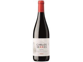 Carlos Serres Rioja DOCa Crianza 0,75L