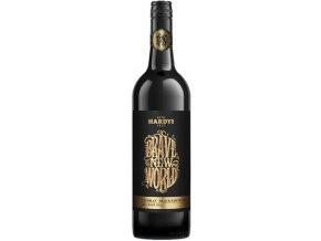 Hardys Brave New World Shiraz Black 0,75l