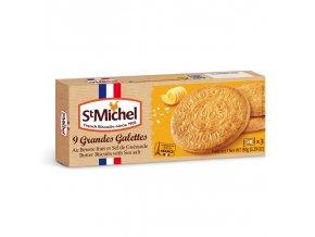 St. Michel Máslové sušenky s mořskou solí 150g Bonne Maman