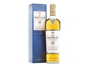 Whisky Macallan 15YO Triple cask single malt 43% 0,7l