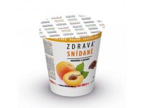 Zdravá snídaně meruňky+rozinky