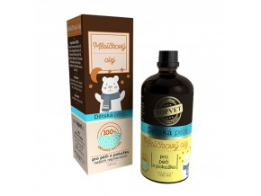 36587 detska pece mesickovy olej 100 ml topvet