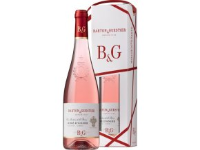 Barton&Guestier Rosé d´Anjou AOC 0,75L, dárkové balení