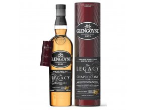 Whisky Glengoyne The Legacy Series Chapter One 2009 48% 0,7l