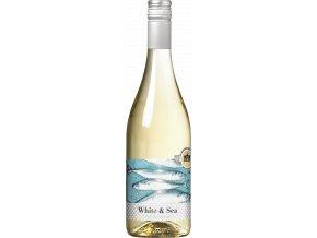 46184 white and sea colombard sauvignon igp gascogne 2018 0 75l