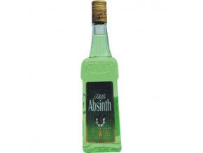 Absinth 70% 0,5 l Hills