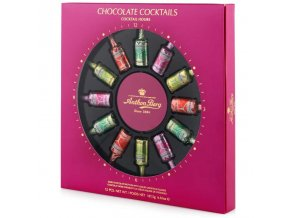 anthon berg chocolate liquers coctail drinks time 187g