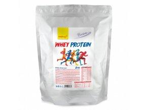 whey protein boruvka 2 kg wolfberry