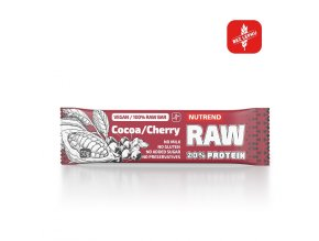 raw protein bar 50g cherry kokoa czz