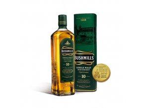 Bushmills Old Single Malt 40% 0,7l 10 letá