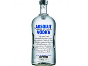Absolut vodka 1,5 l XXL