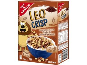 49418 leo crisp coko karamelove cerealie 750g