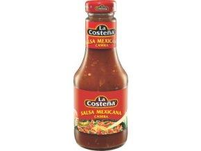 49580 salsa mexicana casera dochucovaci omacka 475g la costena