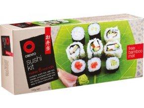 49583 sushi kit obento sada pro pripravu 6 nori rolek 540g