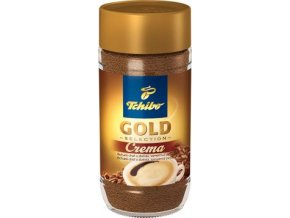 49289 kava tchibo gold selection crema instantni 180g