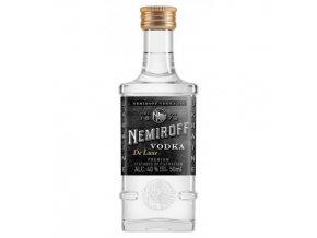 nemiroff de luxe vodka 005l 40
