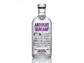 Absolut vodka kurant 0,7 l