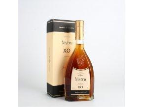 Brandy Kvint Nistru 8YO v dárkovém balení 40% 0,5l