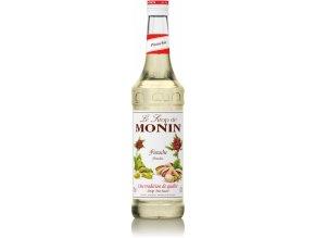 Monin pistache - pistácie 0,7 l