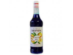 Monin blue curacao 1 l