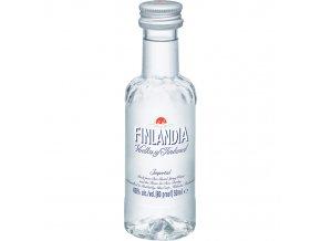 Finlandia vodka 0,05 l mini