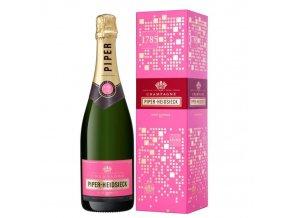Piper Heidsieck Rosé Sauvage in GiftBox 0,75 l
