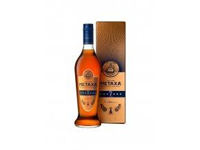 metaxa 7 stars bottle gb front