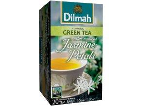 Čaj zelený Jasmín 20 sáčků DILMAH