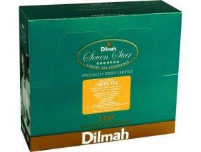Čaj zelený Foil Env 100 sáčků DILMAH