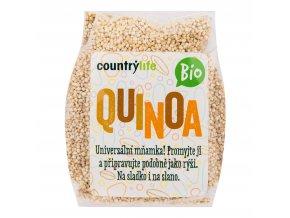 51065 quinoa 250 g bio country life
