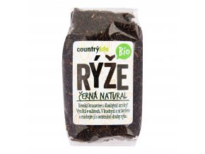 51092 ryze cerna natural 500 g bio country life