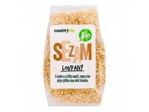 51344 sezam loupany 100 g bio country life