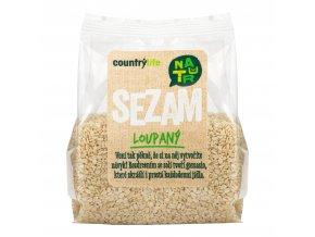 51473 sezam loupany 100 g country life