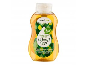 55364 sirup agavovy 250 ml bio country life