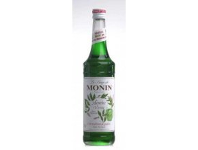 Monin Green Mint ( Zelená máta ) 0,7l