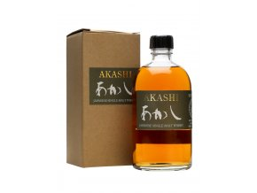 Whisky Akashi Single malt 46% 0,5l