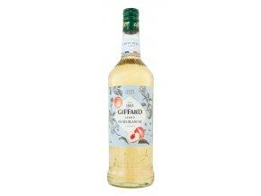 Giffard Peach - broskvový sirup 1l