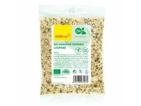 6562 konopne seminko loupane wolfberry bio 100 g